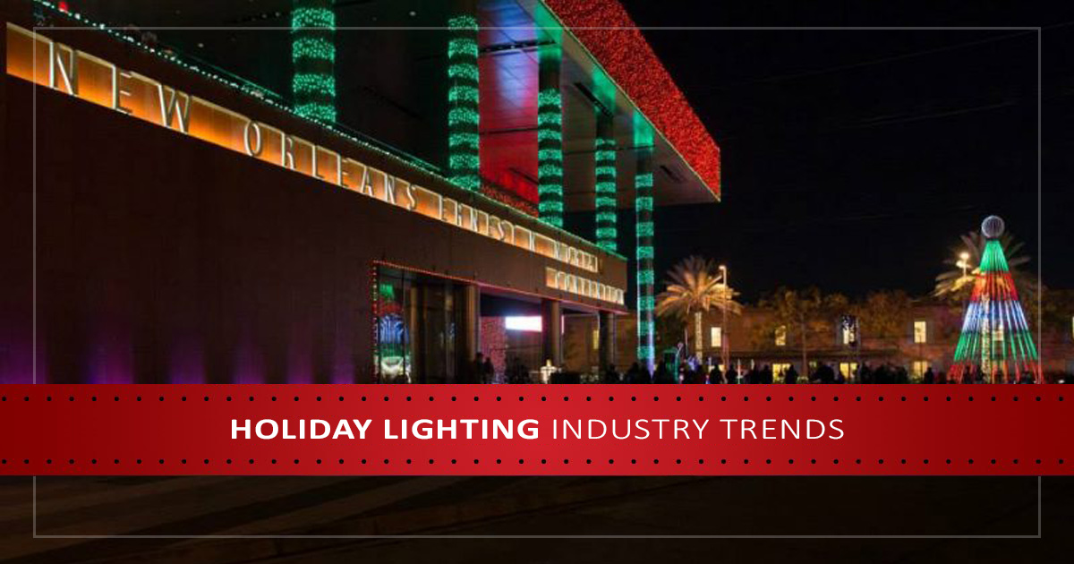 Holiday Lighting Industry Trends and Challenges