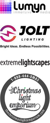 Lumyn Immersive Media and Jolt lighting and Extreme lightscapes
